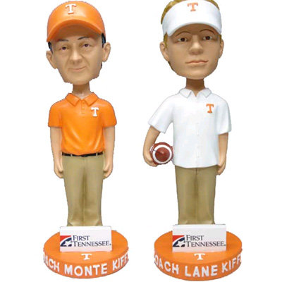 Lane and Monte Kiffin Bobbleheads